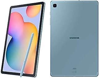 "Samsung Galaxy Tab S6 Lite SM-P615 (LTE) Factory Unlocked 10.4"" International Version (No Warranty in The Japan) (Blue)"