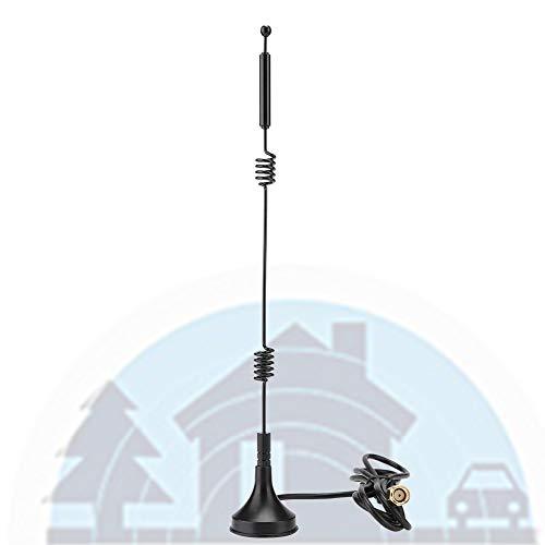Antena WiFi, Omnidireccional Sam 12DBi Alta Ganancia 2.4/5GHZ Antena de Enrutador de Doble Banda para Enrutadores Dispositivos WiFi(3M)
