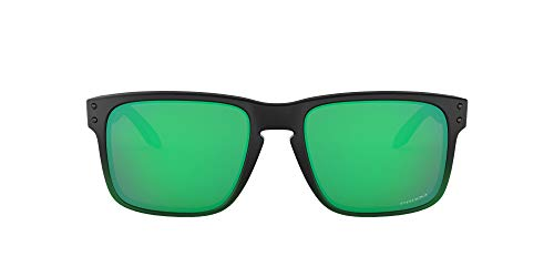 Oakley Herren Sonnenbrille Holbrook Grün (Verde) 55