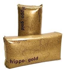 Kleintier-u-Pferde-Einstreu-Stalleinstreu-Boxenstreu-20-kg-Ballen-hippo-gold, 9 Fach entstaubt, Allergiker Tiere Einstreu, Einstreu Pferde, Einstreu Hühner, Einstreu Kleintier