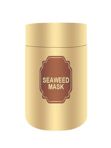 ZGHYBD Natural Seaweed Face Cream,For Moisturizing Moisturizing Shrink Pores Whitening Face Cream,for Any Skin, Dark Yellow, Especially Suitable for Dry Skin