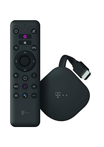 Telekom MagentaTV Stick - Live TV Streaming - HDMI - 4K Ultra HD Unterstützung - 3 Monate Disney Inklusive
