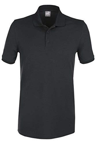PUMA Workwear Herren Polo Shirt/Arbeitsshirt - Antharazit, Größen:5XL