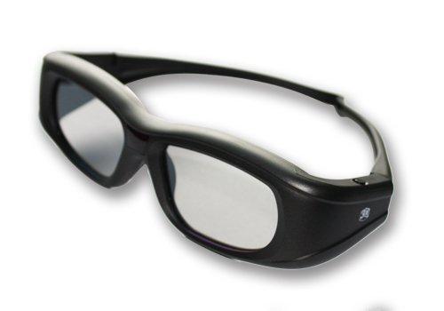 UNIVERSAL Gafas 3D con obturador para Sony, Panasonic, LG, Samsung, Philips, Sharp,...