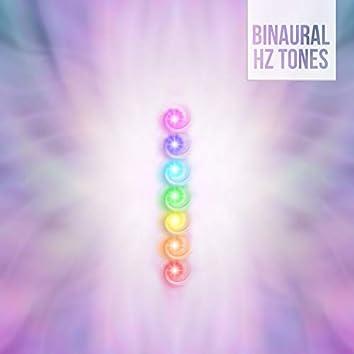 Binaural Hz Tones: Solfeggio Frequencies Healing Meditation, Relaxation, Stress Reduction, Repair DNA, Binaural Beats for Anxiety, Depression, Migraine