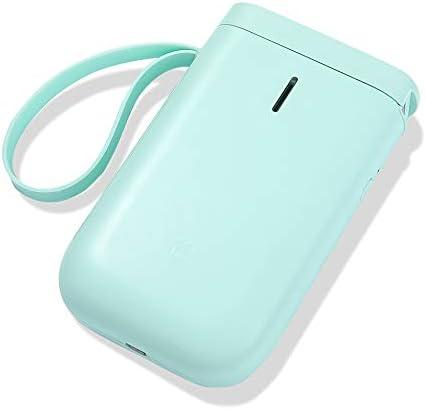 Niimbot D11 Wireless Mini Printer Portable Pocket Impresoras Bluetooth Thermal Label Printer with 12-15mm Label Width (D11 Green)