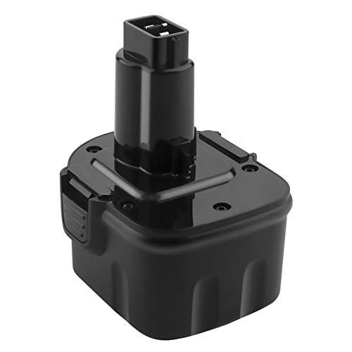Gooality Batería de repuesto para Dewalt DE9071, DE9501, DE9074, DE9075, DC9071, A9252, A9275, DE9037, DE9072, DW9071, DW9072, DW927, DC756 y 5225 (12 V, Ni-MH) 0-27. 397745-01