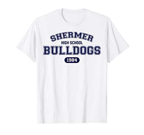 Shermer High School Bulldogs T-shirt for Men and Women