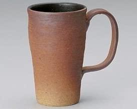 World Ceramic Japanese Mino-yaki Ceramic Large Mug Cup - Firing Glaze - by 268-316