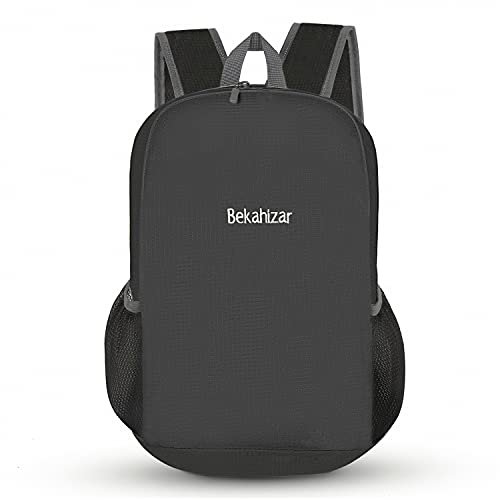 Bekahizar Zaino da 20 l, ultra leggero, impermeabile, piccolo zaino da viaggio, per uomini, donne, bambini, sport, viaggi, arrampicata