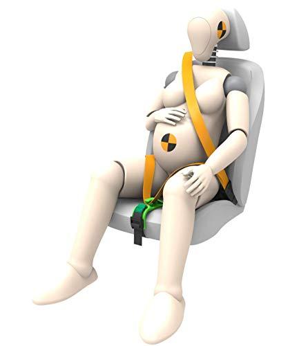 Der INSAFE Pregnant Schwangerschaftsgurt fürs das Auto - TÜV SÜD ECE R16 - Schützt das ungeborene Kind und bietet gleichzeitig der Mutter höchsten Komfort beim Autofahren.