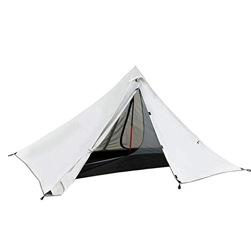 Camping Breeze Mesh Tent with Carry Bag, Contains Two Tents That Can be Used Separately, Compact and Lightweight for Picnic Fishing Travel Hiking