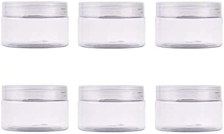100G 3 3 Oz Jars PET Plastic Empty Cosmetic Containers Cases Cream Lotion Box Ointments Bottle product image