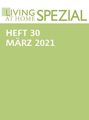 Living at Home Spezial Nr. 30 (1/2021): Food
