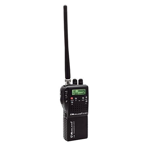 Midland 75-822 40 Channel CB-Way Radio 5