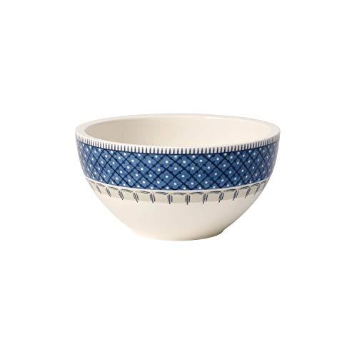 Villeroy & Boch Casale Blu Bol, Porcelaine Premium, Blanc/Bleu