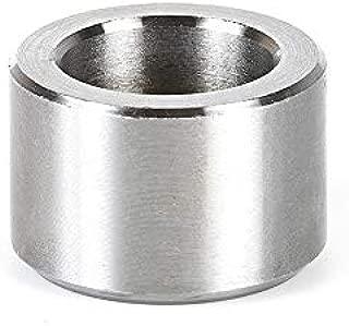 BU-908 High Precision Industrial Steel Spacer Amana Tool Sleeve Bushings 1-1//4 Dia x 7