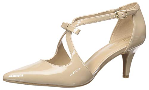 Bandolino Footwear Women's Zeffer Pump, café Latte, 6