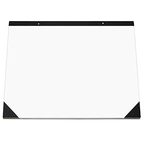 Office Depot Brand Plain-Paper Desk Pad, 17' x 22'