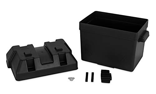 Our #3 Pick is the Camco Battery Box