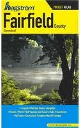 Fairfield County, Connecticut Pocket Atlas