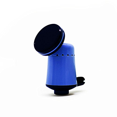 XMDZ Diffuseur Voiture d'Huiles Essentielles Parfum avec Support Téléphone de Voiture Magnétique Multifonction Désodorisant pour Grille d'Aeration Voiture