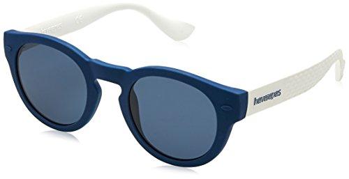 Havaianas TRANCOSO/M 9A QMB Gafas de sol, Azul (Bluette White/Blue Blue), 49 Unisex Adulto