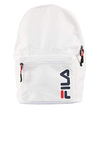 Fila Rucksack BACKPACK S´COOL 685005 Weiss 001 White, Size:ONE SIZE