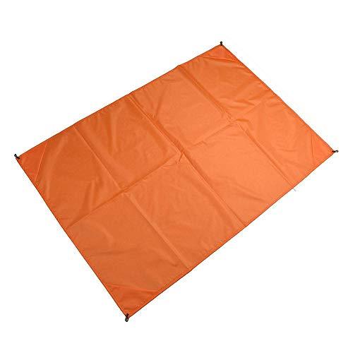 YLIKD kampeermat 4 kleur tentdoek picknick doek schaduw luifel duurzaam picknick mat strand mat camping mat campingdoek