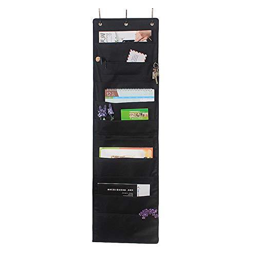 ZUOLUO hängeorganizer Kinder aufbewahrung kinderzimmer Hanging Storage Bag Over Door Shoe Storage Wardrobe Organiser Wall Storage Shoe Storage Solutions