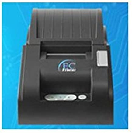 EC Line EC-5890X - Terminal de punto de venta (POS, Térmica directa, 384 dots/line, Alámbrico, USB, Windows 2000, Windows 2000 Professional, Windows 98, Windows 98SE, Windows ME, Windows NT, Windows X)