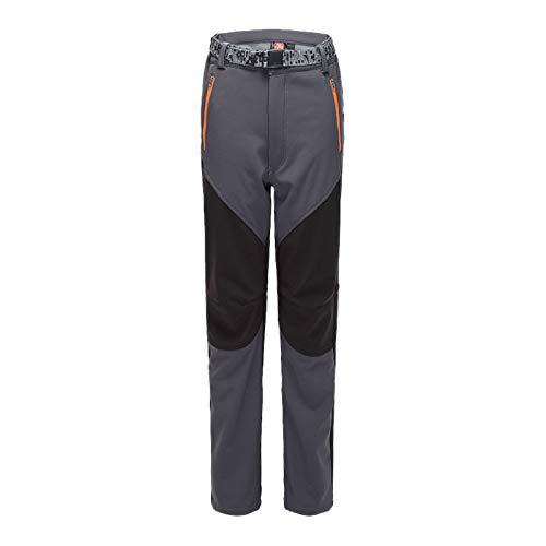 JUNGE 2021 Mens Sweatpants, Boys Snow Pants Track Pants Tactical Pants Ski Pants Snowboard Pants Mens Corduroy Pants Skater Pants Workout Pants Trousers Fleece Oversized Joggers Long Soft Sport Pants