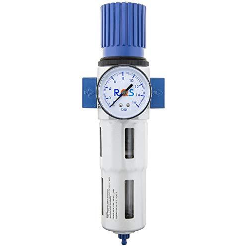 RQS Druckminderer mit Wasserabscheider...