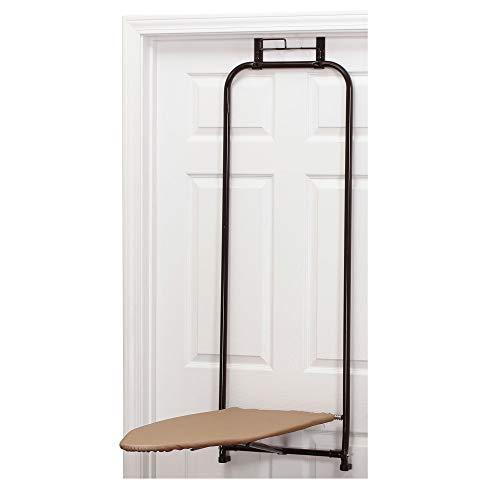 Household Essentials Bronze Door Small Board with Iron Holder