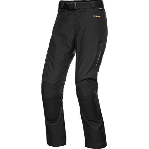 FLM Motorradhose Touren Textilhose 3.0 schwarz L, Herren, Tourer, Ganzjährig
