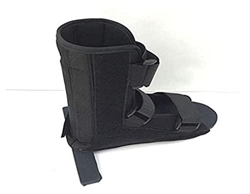 Soporte de apoyo de la pierna suave Apoyo a los tobillos plantares Apoya la férula nocturna de fasciitis reutilizable para el espolón del talón, el dolor del pie, la inflamación de Aquiles, el