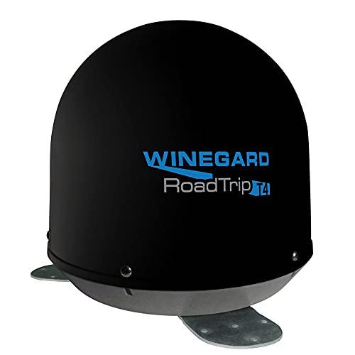 Winegard RT2035T Roadtrip T4 In-Motion, Black