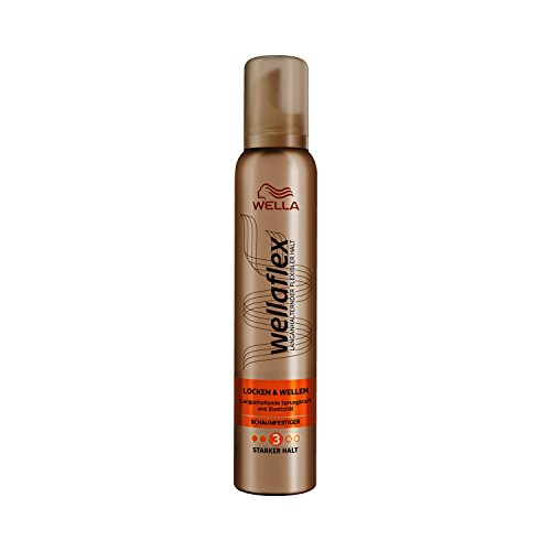 Wella -   flex Locken &