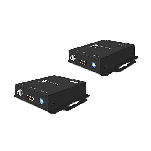 gofanco Prophecy 1080p HDMI Extender Over a CAT5e/CAT6/CAT7 Cable