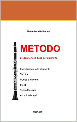Metodo Preparatorio per Clarinetto