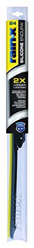 Rain-X 830124 Silicone Endura 24-Inch Wiper Blade