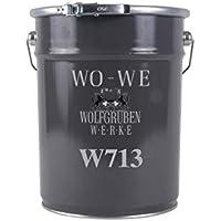 Pintura azulejo color revestimiento de pared W713 Blanco puro sim. RAL 9010-5L