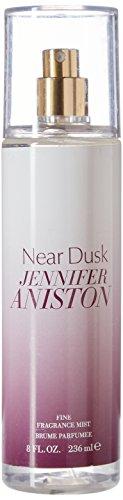 Jennifer Aniston Near Dusk Fine Fragrance Mist for Women, 8 Ounce