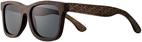 Bamboo Wood Sunglasses for Men and Women Polarized Wooden N16 product image