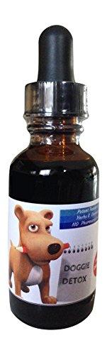 Doggie Detox Cleanse - Treat Toxins, Parasites, &...