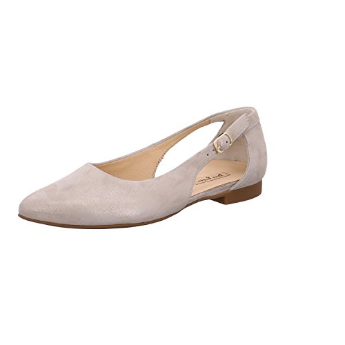 Paul Green Damen Ballerinas 3254-129 beige 208057