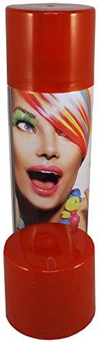G&M Color Haarspray 250ml | 7 Farben | Haarfarben Fasching Karneval Halloween farbig (Rot)