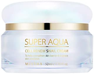 [missha] (New) Super Aqua Cell Renew Snail Cream 52 ml – Corea xxl-cosmetic