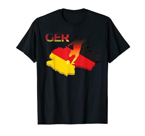 Fanartikel Deutschland Fanartikel GER Design Deutschland T-Shirt