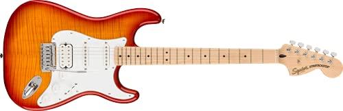 Squier Affinity Stratocaster FMT HSS Sienna Sunburst